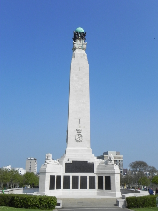 Naval Memorial Plymouth